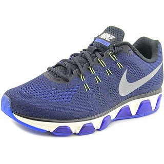 Nike Air Max Tailwind 8 Women Round Toe Synthetic Blue Running Shoe