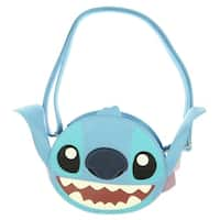 Loungefly Disney Stitch Big Face 3D Ears Cross Body Bag - One Size Fits most