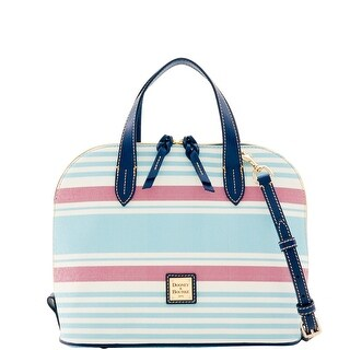 Dooney & Bourke Westerly Zip Zip Satchel (Introduced by Dooney & Bourke at $228 in Apr 2017)