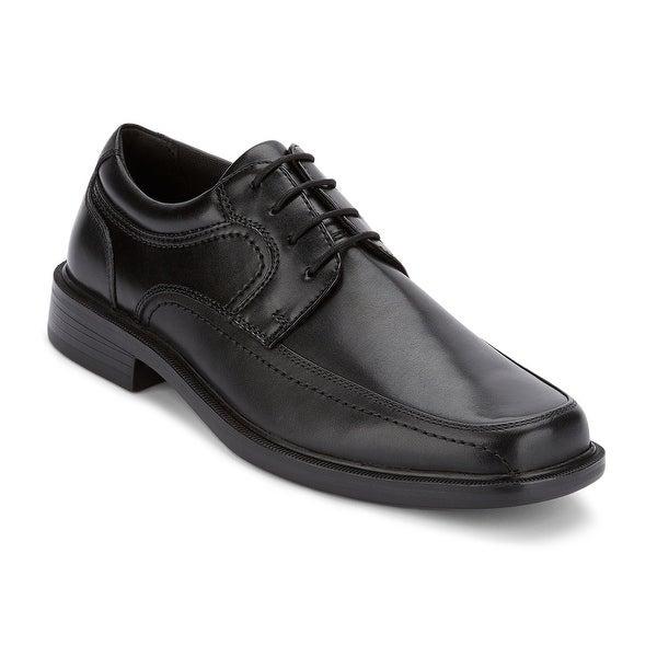 Dockers Mens Manvel Leather Dress Oxford Shoe