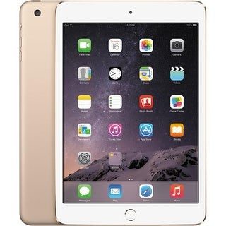 Apple iPad Mini 3 16GB Gold Wi-Fi - (Refurbished - Grade B)