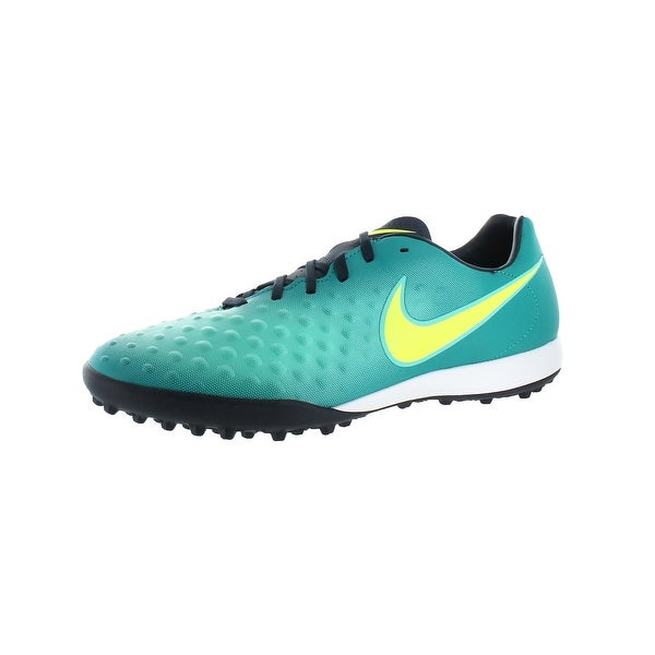 Nike Mens Magistax Onda II TF Soccer Shoes Lightweight Lace-Up
