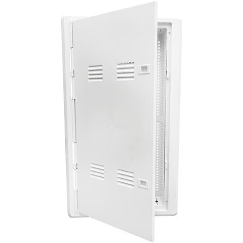 "DataComm Electronics 80-1530-HC 30"" Plastic Enclosure with Hinge Cover"