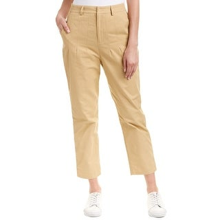 Grey Lab High-Waisted Pleated Pant
