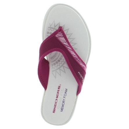 Skechers Upgrades Side Winder Women's Thong Sandals