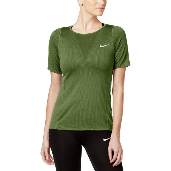 12a0003a1d Shop Nike Womens Shirts   Tops DRI-FIT Zonal Cooling - Free Shipping ...