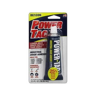 Beacon Power-Tac Glue 2.5oz