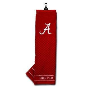University of Alabama Embroidered Golf Towel