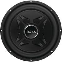 "BOSS AUDIO CXX12 Chaos Exxtreme Series Single Voice-Coil Subwoofer (12"", 1,000 Watts)"