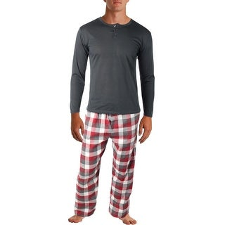 Rugged Frontier Mens Pajama Set Loungewear Comfort Waist