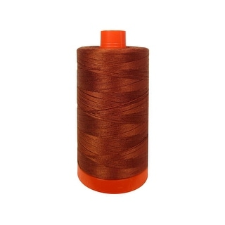 Mk50sc6 2350 Aurifil Ctn Thread Mako 50wt 1300m Copper