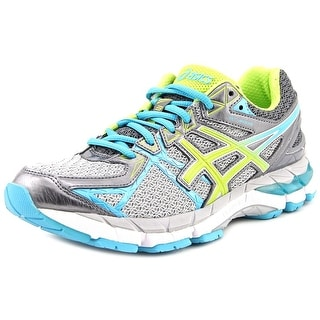 Asics GT-3000 3 Women  Round Toe Synthetic Gray Running Shoe