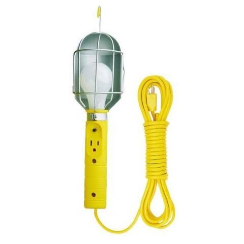Bayco ORTL010625 Incandescent Metal Work Light, 25'