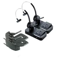 Jabra PRO9450 Duo Stereo Wireless Headset (2 Pack) w/ GN1000 Remote Handset Lifter