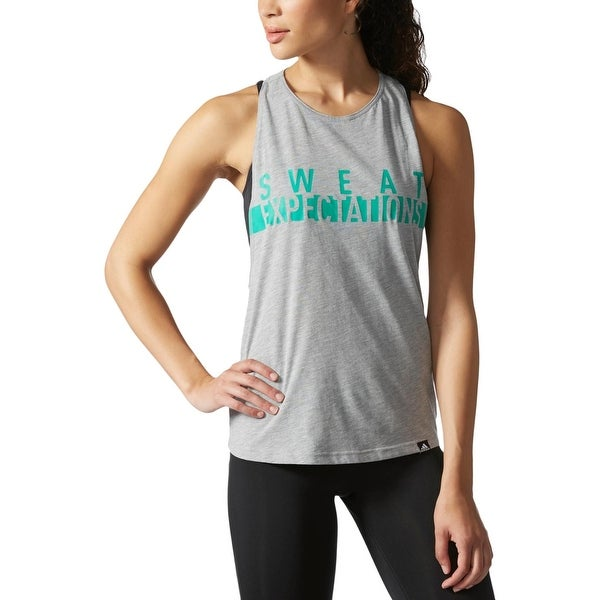 Shop Adidas Womens Tank Top Yoga Fitness