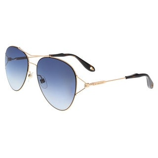 Givenchy GV7005/S DDB DD Gold Aviator Sunglasses - no size