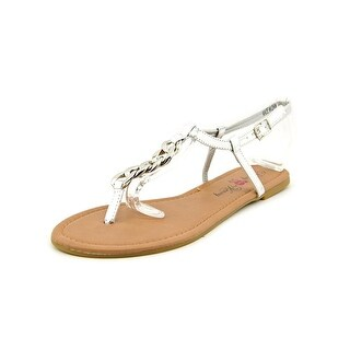 Penny Loves Kenny Trove Open Toe Synthetic Thong Sandal