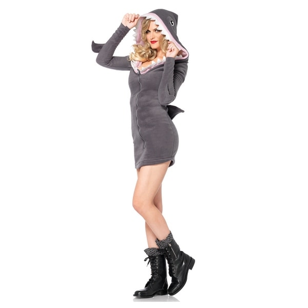 Cozy Shark Adult Costume