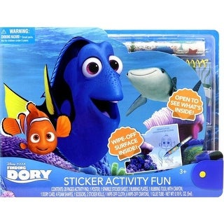 Finding Dory Large Sticker Activity