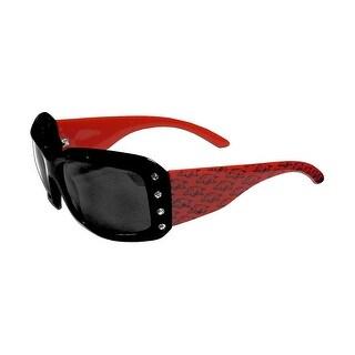 Arkansas Razorbacks NCAA Women's Designer Bling Sunglasses