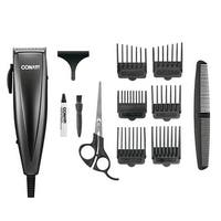 Conair HC108GBV Simple Cut Haircut Kit, 12-Piece