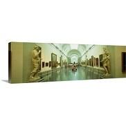 Premium Thick-Wrap Canvas entitled Spain, Madrid