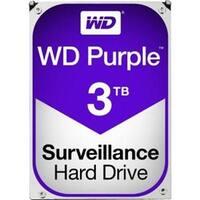 Wd Wd30purz 3Tb Surveillance Hard Disk Drive - 5400 Rpm Class Sata 6Gb/S 64Mb