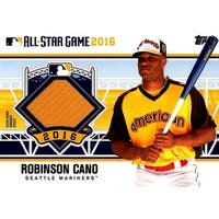 Signed Cano Robinson Seattle Mariners Robinson Cano 2016 MLB AllStar Game Unsigned Baseball Jersey