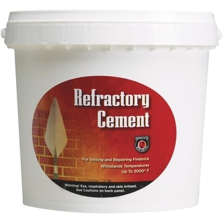 Meecos Red Devil Gal Refractory Cement