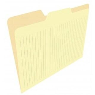 Find It FT07466 Ruled File Folders, Manila - Pack of 6