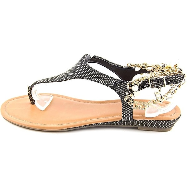 Thalia Sodi Womens Lara Open Toe Bridal Ankle Strap Sandals
