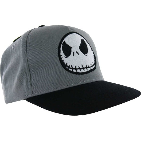 Shop Nightmare Before Christmas Jack Skellington Faux Wool Cap - Free  Shipping On Orders Over  45 - Overstock - 22427374 22de0ce8f42
