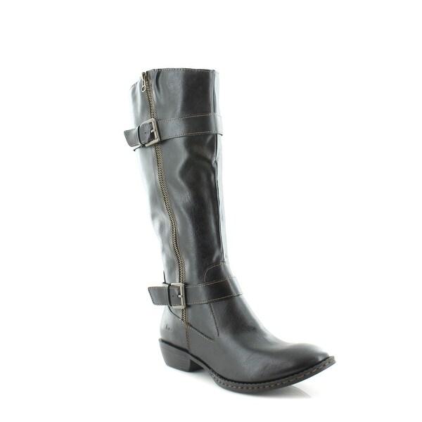 Born Lampards Women's Boots Black