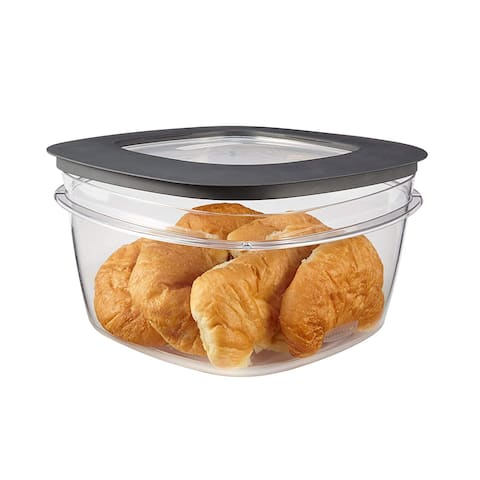 Rubbermaid 1937693 Premier Stain Shield Food Storage Container, 14-Cup
