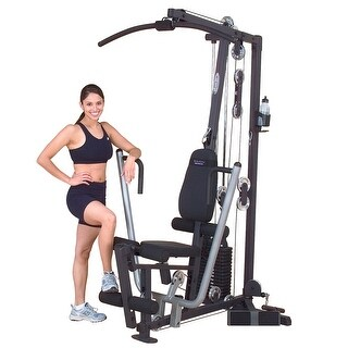Body Solid Multi-Station Home Gym - 160 Lb Weight Stack