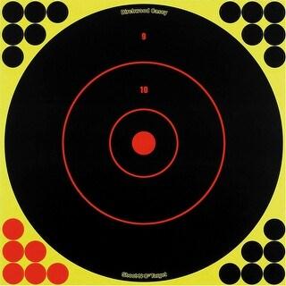 Birchwood casey 34012 birchwood casey 34012 shoot-n-c bull's eye 12 round/ 5 sht pk
