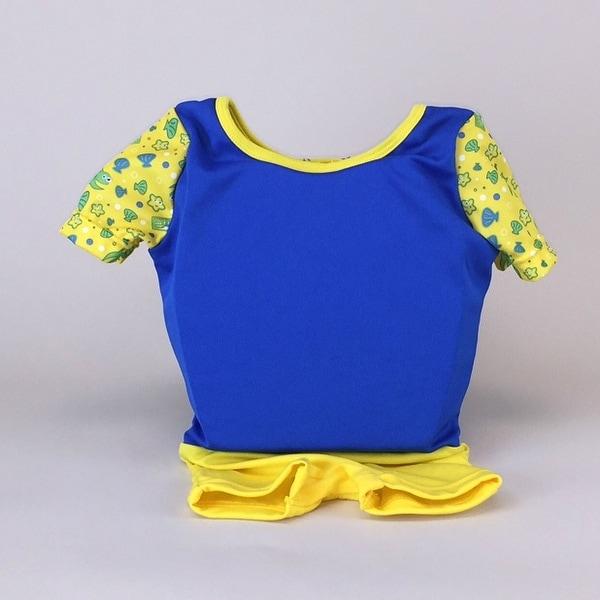 Kids Stuff Body Glove Swim Training Float Blue Suit Medium/Large 33-55 lbs