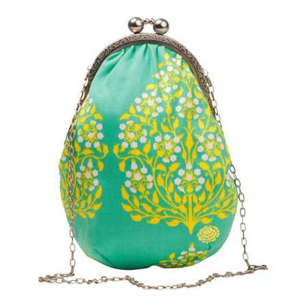 Amy Butler Women's Pretty Lady Mini Bag Henna Tree Bay Leaf - US Women's One Size (Size None)