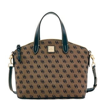Dooney & Bourke Madison Signature Satchel (Introduced by Dooney & Bourke at $228 in Aug 2017)