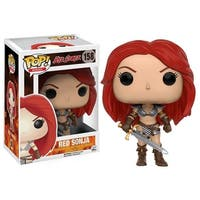 Red Sonja POP Vinyl Figure: Red Sonja - multi
