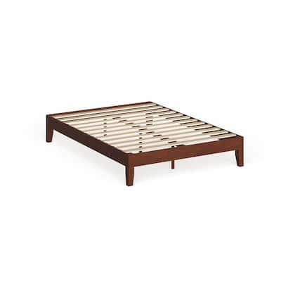 Porch & Den Neron 12-inch Wood Full-size Platform Bed