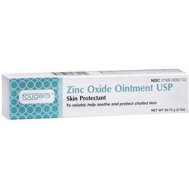 Fougera Zinc Oxide Ointment USP 2 oz