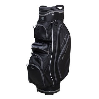 Link to Orlimar Golf CRX Cooler Cart Bag - Black/Charcoal Similar Items in Golf Bags & Carts