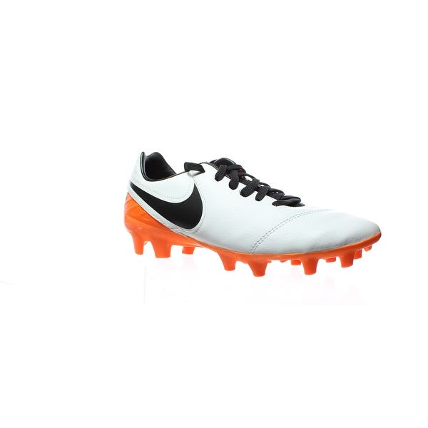 0a3bd217f Shop Nike Mens Tiempo Mystic White Soccer Cleats Size 6 - Free ...