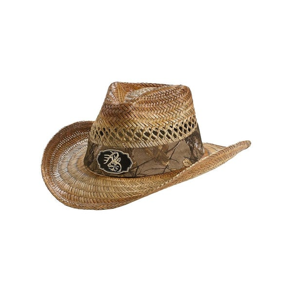 d6ba56545 Legendary Whitetails Mens Buckwild Cowboy Hat - One Size Fits Most