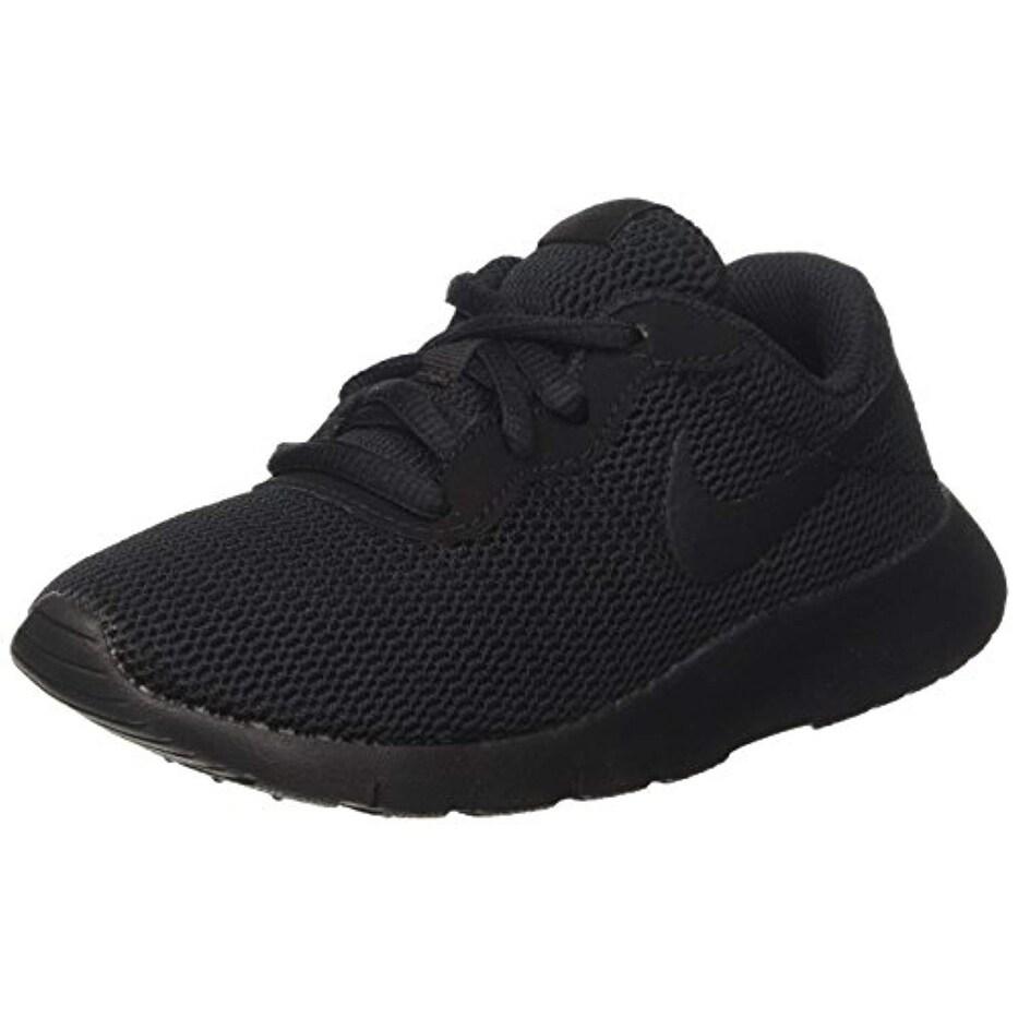 Tanjun Running Sneaker, Black
