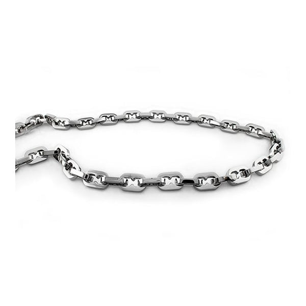Stainless Steel Necklace - 24 inches