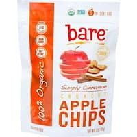 Bare Fruit - Organic Simply Cinnamon Apple Chips ( 12 - 3 OZ)