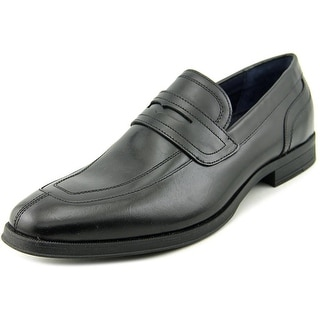 Cole Haan Montgomery Penny Split-toe Leather Loafer