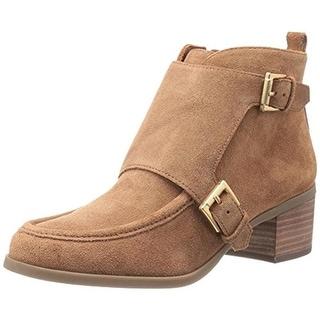 Anne Klein Womens Jeffrey Ankle Boots